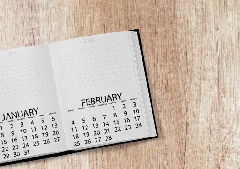 Open calendar planner