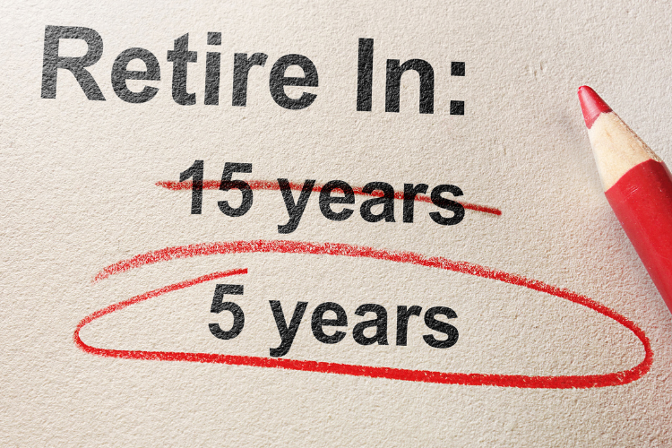 Early retirement for Federal Employees