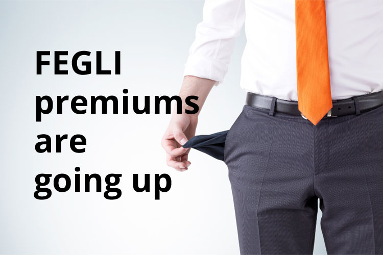 FEGLI Rate Increase